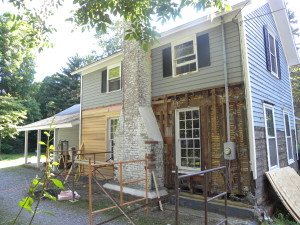 House restoration projects