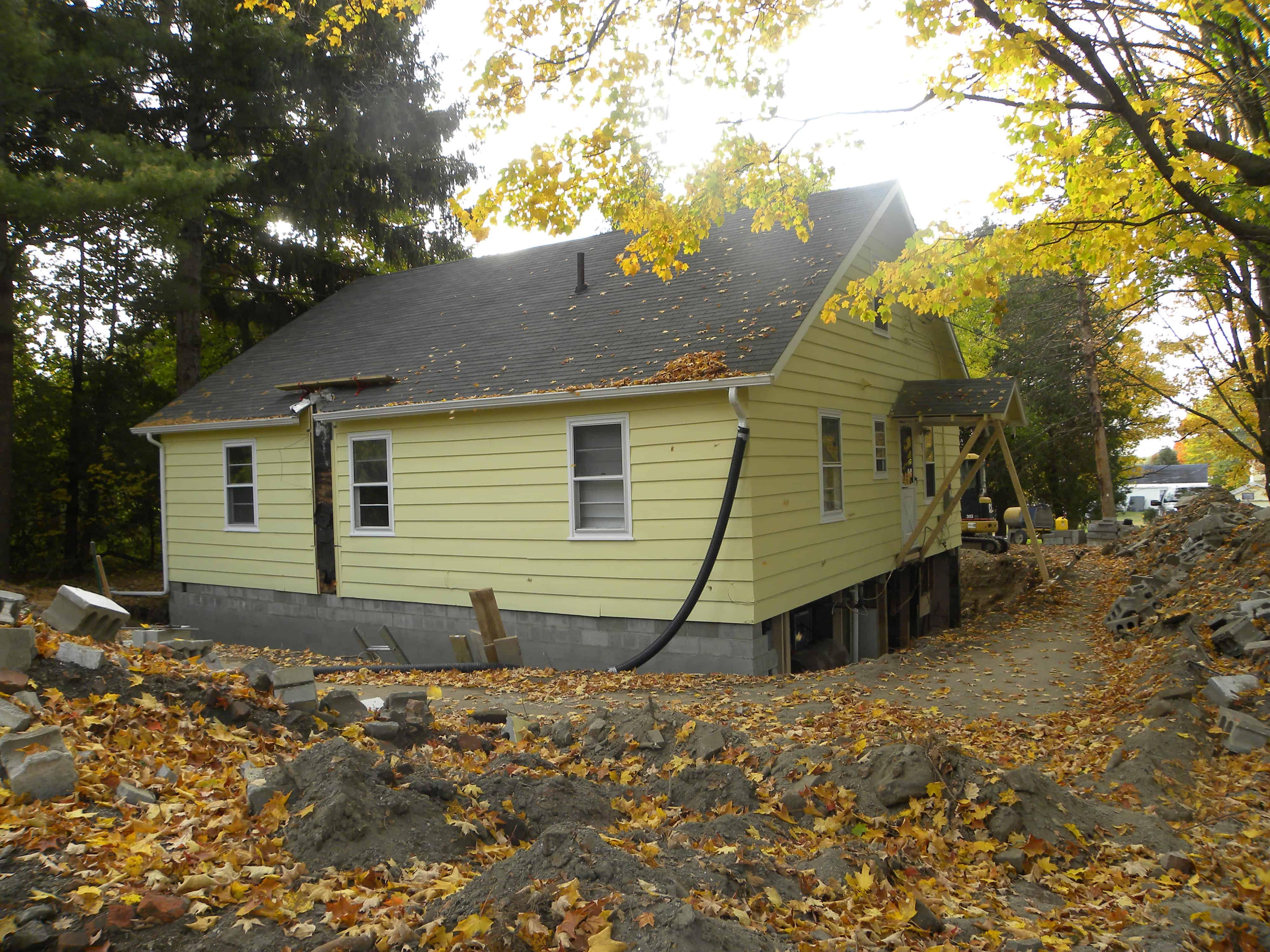 Home restoration albany ny house restoration saratoga ny for Restoration house